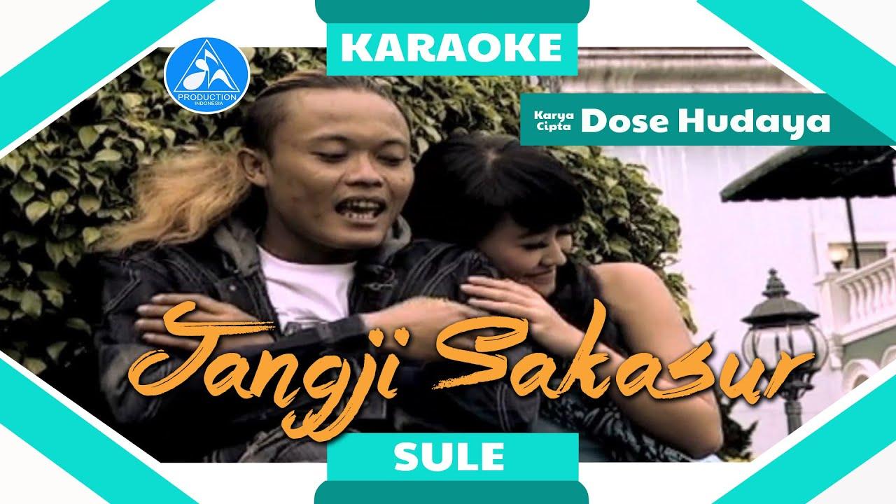 Sule - Jangji Sakasur [Official Karaoke]