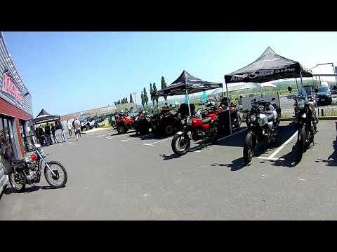 Porte ouverte motosquads