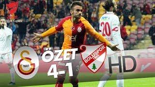 Galatasaray - Boluspor Maç Özeti