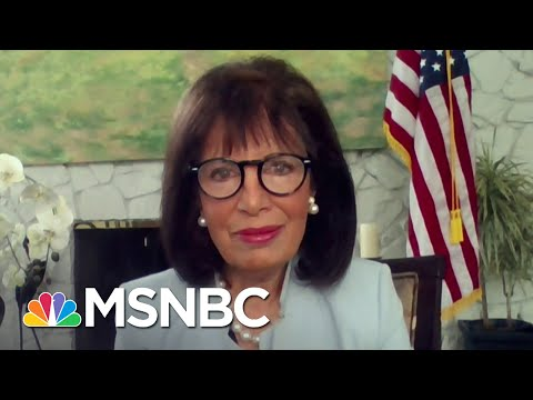 Rep. Speier: 'I Was Shaking' In The House Chamber On Jan. 6 | Andrea Mitchell | MSNBC