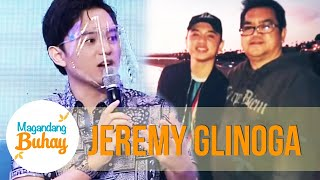 Jeremy shares how his father supports him in his career | Magandang Buhay