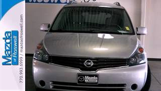2008 Nissan Quest Roswell Dunwoody, GA #N3006A - SOLD