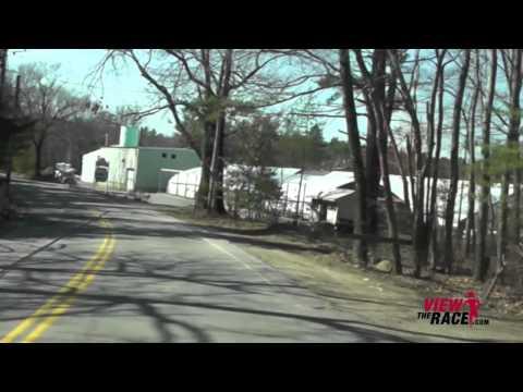Amesbury Dam Triathlon Bike Course Lake Gardner Amesbury Massachusetts.mov