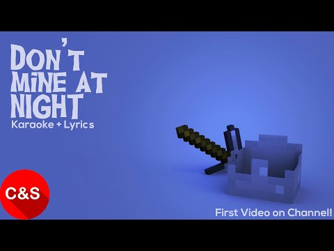 don't-mine-at-night-|-karaoke-+-lyrics
