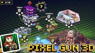 ¡PORFIN! CAMPAÑA 4 PIXEL GUN 3D ESTA BUENISIMO | NUEVA ACTUALIZACIÓN