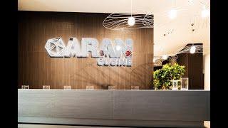 Aran Cucine. Итальянские кухни. Eurocicine 2018