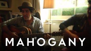 Joshua Radin - Street Light   Mahogany Session