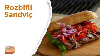 Rozbifli Sandviç Tarifi