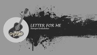 Letter For Me - Hanya Untukmu ( Chord Gitar Official )