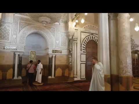 #مسجد الزيتونة في تونس - Mosquée Zitouna à Tunis