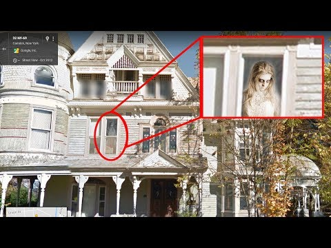 5 Creepiest Ghosts Sightings Caught On Google Earth
