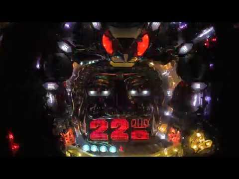 CR超シャカRUSH R(MAX)実機PART2 アクションがコミカルで面白いです!(^^)!