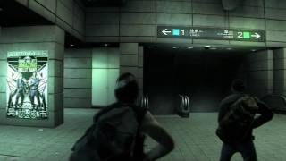 Kane & Lynch 2: Multiplayer Gameplay - Fragile Alliance - Subway - HD