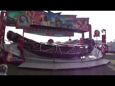 2 Fast 2 Furious theme park ride