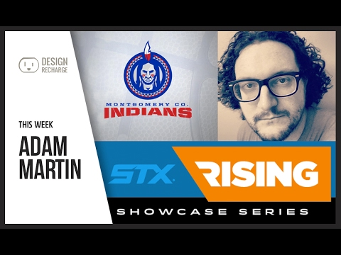 Adam Martin // Building a Community for Designers in the Spo