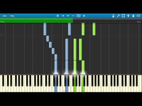 Synthesia: Ecce Homo (Mr. Bean Theme)