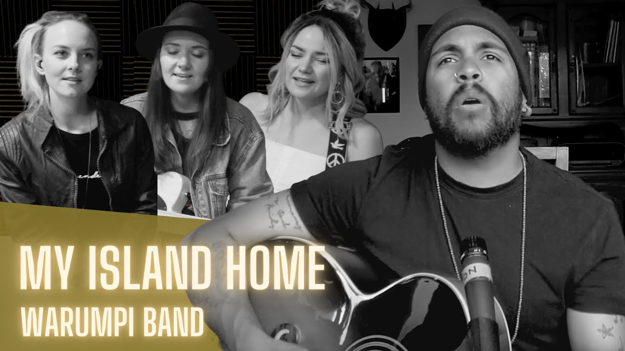 MY ISLAND HOME - Warumpi Band (ACOUSTIC COVER by Germein & Mikhail Laxton)