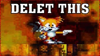 Sonic Exe Ghost In The Dark Tails Has Had Enough Let S Play