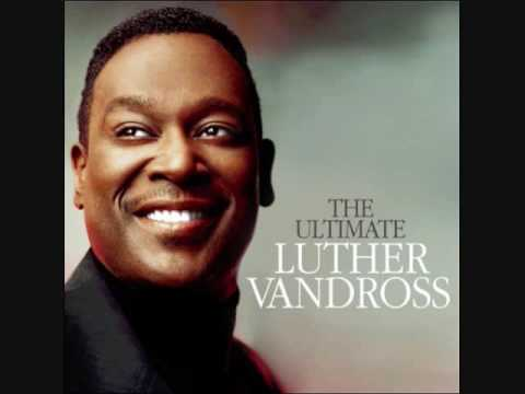 Luther Vandross - I Won't Let You Do That To Me