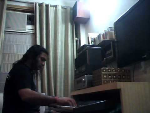 Old Mahabharat Theme On Piano By Anurag Puri.wmv