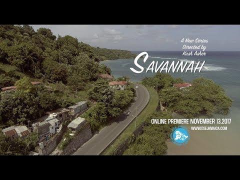 "A New Web Series - ""Savannah"" Official Trailer (October 2017)"