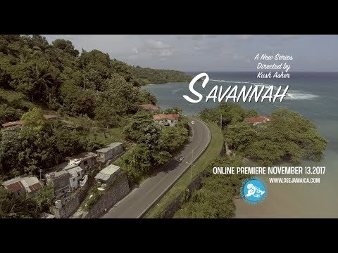 "A New Web Series - ""Savannah"" Official Trailer (October 2017)"