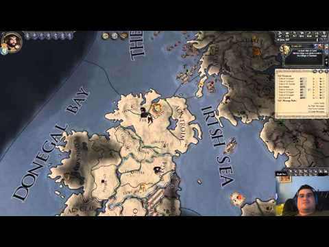 Lets Play Crusader Kings II HIP Ireland 8