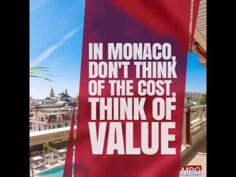 Cost vs value - MONACO REAL ESTATE