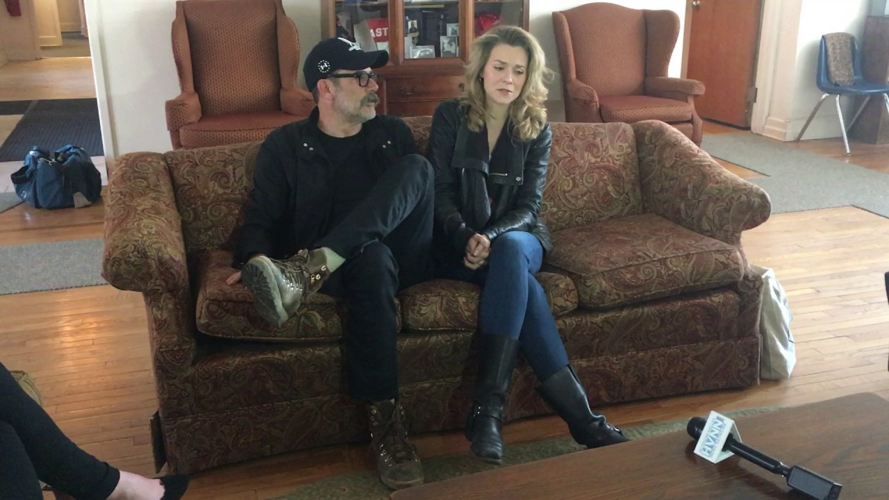 Jeffrey Dean Morgan And Hilarie Burton May Be Expecting Another Baby  See the Pics!