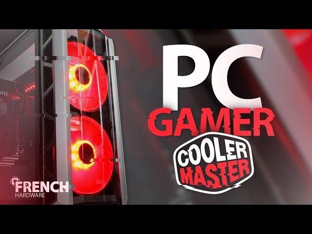 MONTAGE PC GAMER COOLER MASTER !