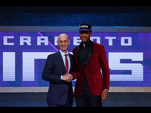 Marquese Chriss Drafted 8th to Sacramento in 2016 NBA Draft