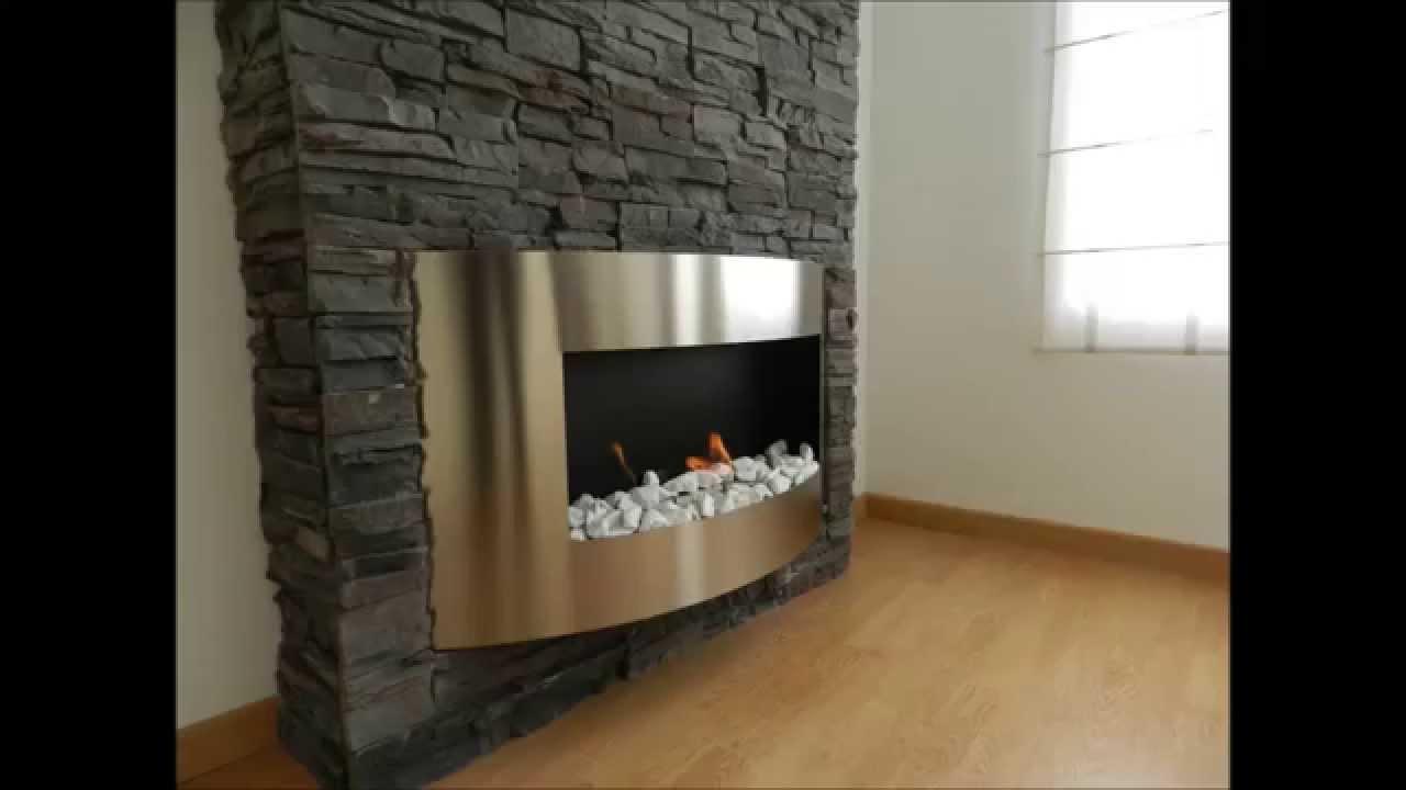 Chimeneas climalive youtube - Chimenea electrica mueble ...