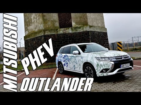 Mitsubishi Outlander PHEV (2017) - test, recenzja, review hy