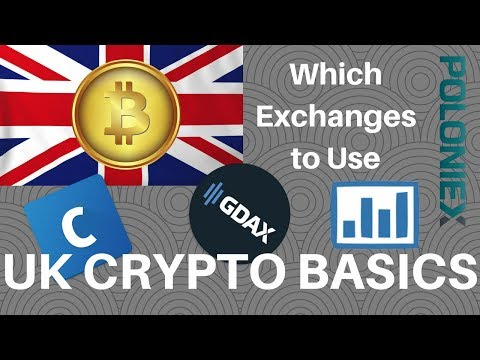 UK Cryptocurrency For Beginners: Best Crypto Exchanges To Trade Bitcoin & Altcoins?