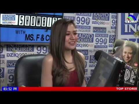 Morissette Amon - Philippine Inquirer 990 Live Streaming