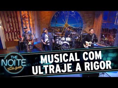 The Noite (26/05/16) - Musical com Ultraje a Rigor