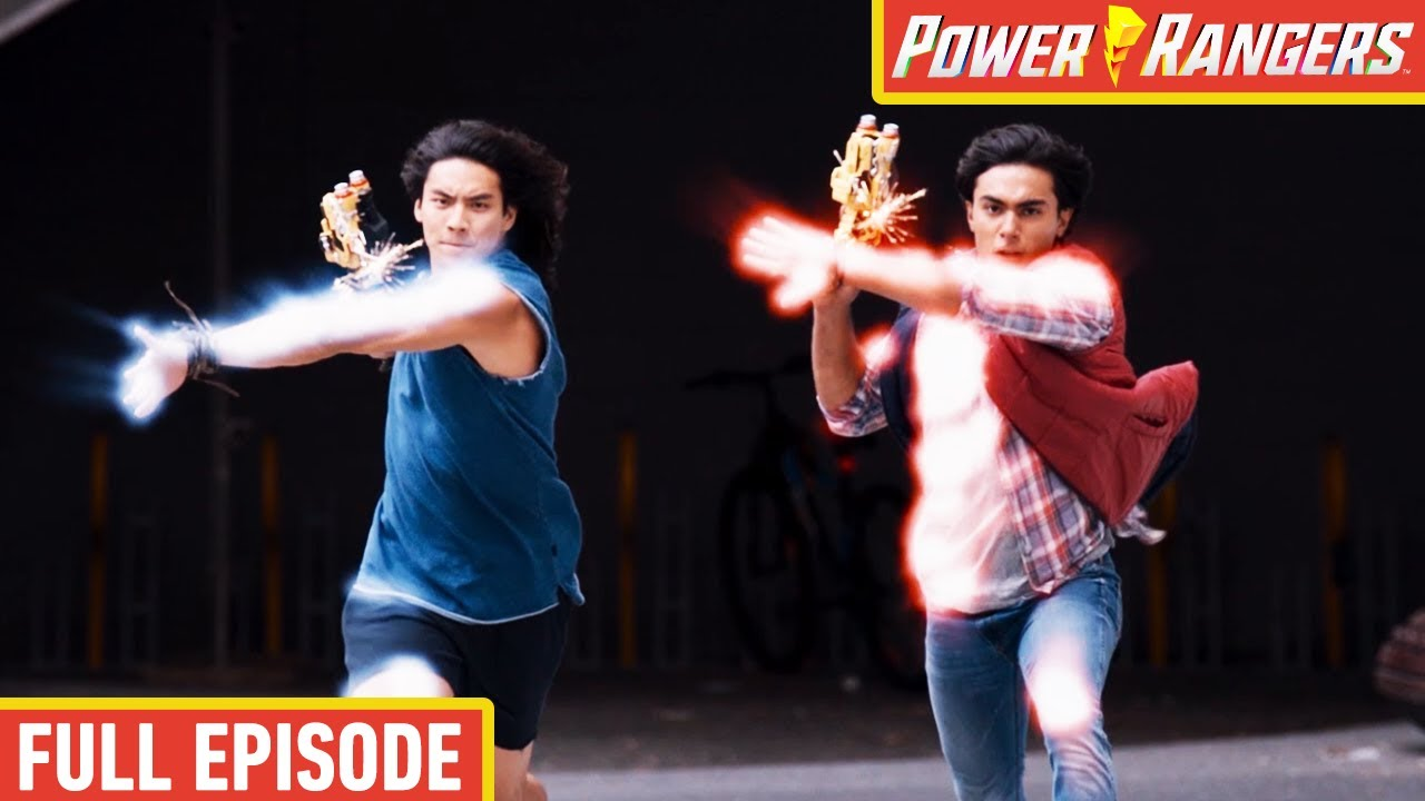 Download When Evil Stirs 🙉 Dino Super Charge 🦖 FULL EPISODE | E01 ⚡ Power Rangers Kids ⚡ Action for Kids