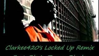 Clarkee420 - Locked Up Remix Feat. Big L, Tupac, Notorious B.I.G.