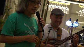 White Christmas - Daniel Purnomo, Ted Ha & Raymond Tan - Live at Courtyard Lounge