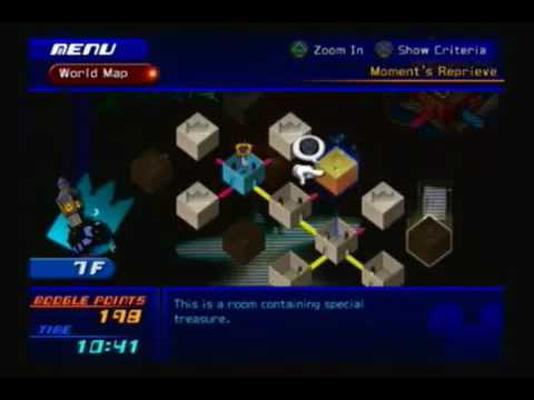Kingdom Hearts RE: Chain of Memories: Key to Rewards Card - YouTube
