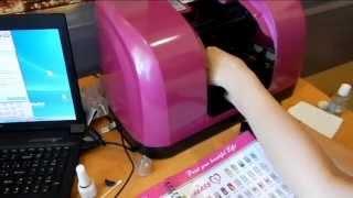 принтер для ногтей, печать на ногтях - +79225450639 (WhatsApp, Viber)