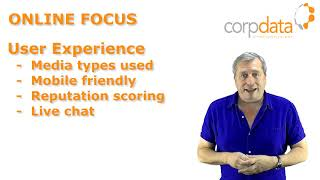 Online FOCUS - Online presence targeting linked to real world B2B information