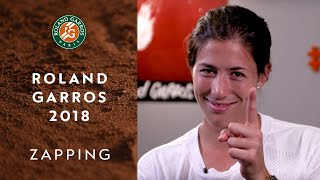 Zapping of the year | Roland Garros 2018
