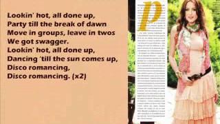 Elena Gheorghe - Disco romancing LYRICS