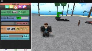 Roblox - Miner's Haven Resurrection - 14 Codes-M606lgocm9c.mp4