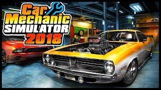"""Car mechanic simulator 2018: #28 """"Семейный кабреолет"""""""