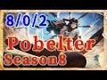 Team Liquid Pobelter Irelia MID vs Brand Patch 8.13