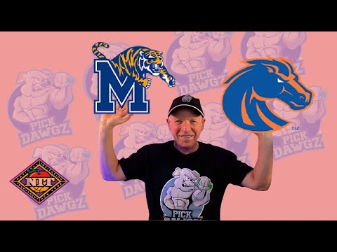 Memphis vs Boise State 3/25/21 Free College Basketball Pick and Prediction NIT Tournament