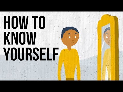 how-to-know-yourself
