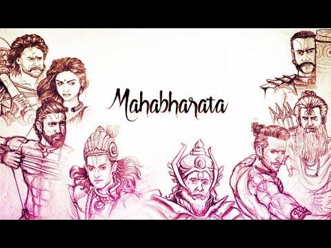 MAHABHARATA (2020) Teaser Trailer | SS Rajamouli Film | Rajnikanth | Aamir  Khan | Fan-made